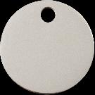 "RedDingo Tiermarke aus Edelstahl, ""Kreis"", klein"